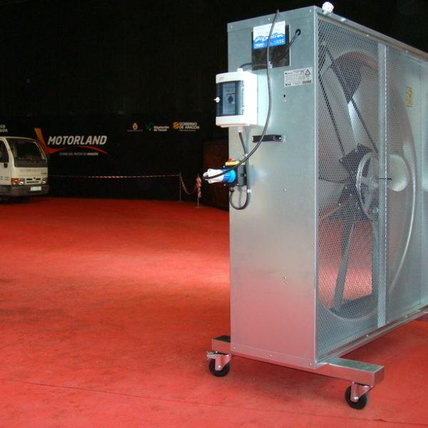 Climatization equipment