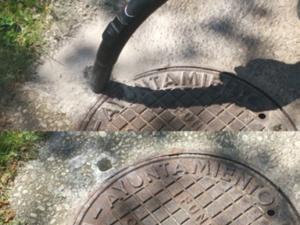 manhole cover fundilock iverna