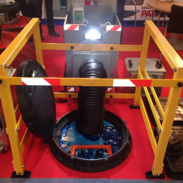 portable air blower confined spaces