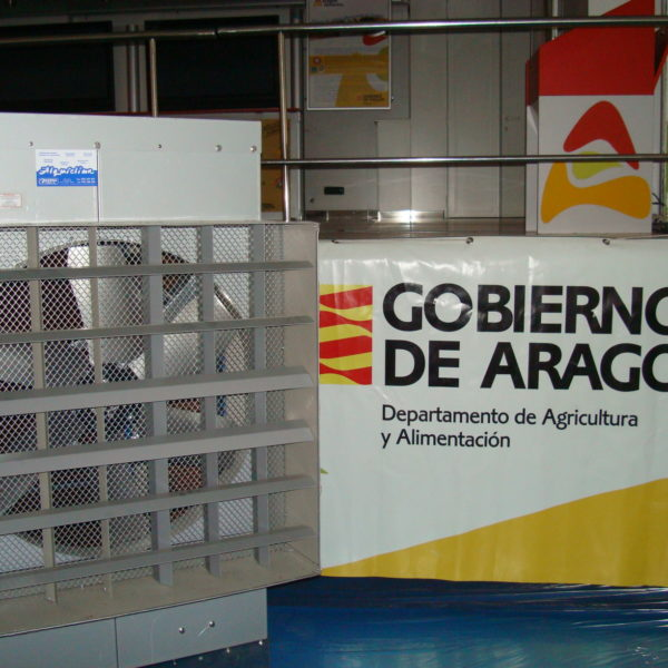 Renting industrial ventilation equipment