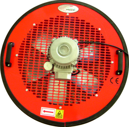 air blower confined spaces