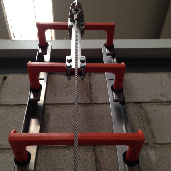 industrial ladder step irons