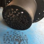 Activated carbon filter iverna
