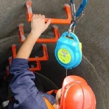 polypropylene manhole steps