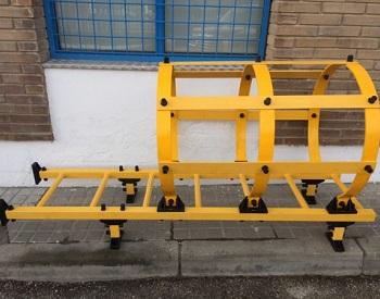 fiberglass cat ladder