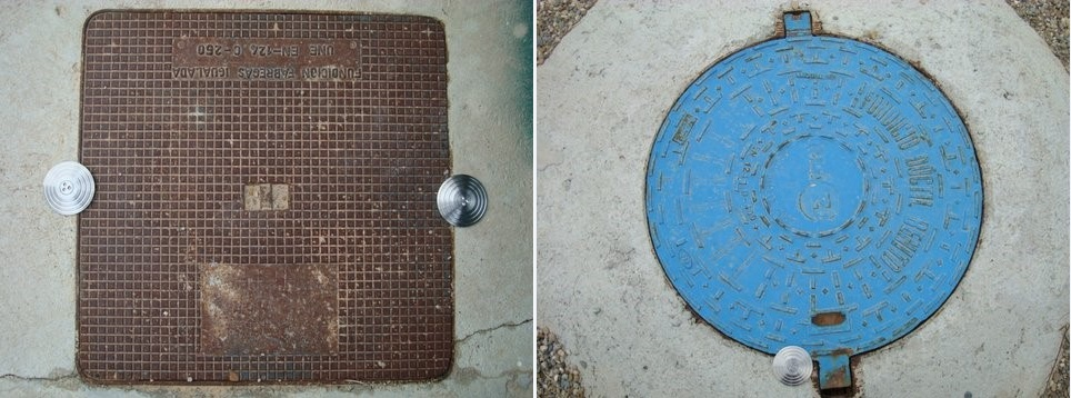 lock manhole cover