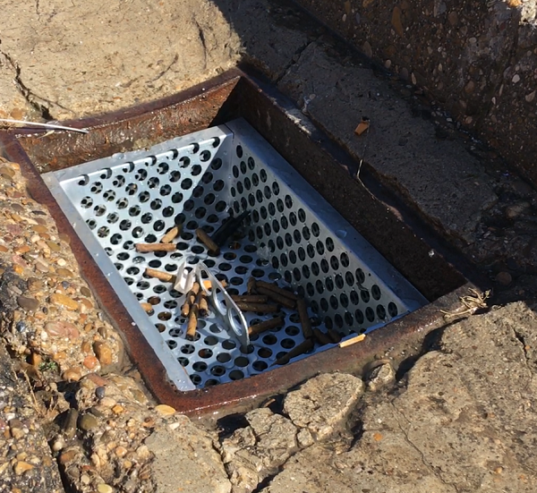 storm drain filter