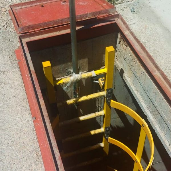 steel bar for manholes