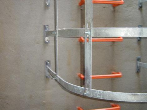 jaula de seguridad acero