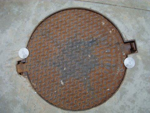 sistema seguridad robo de cable de cobre