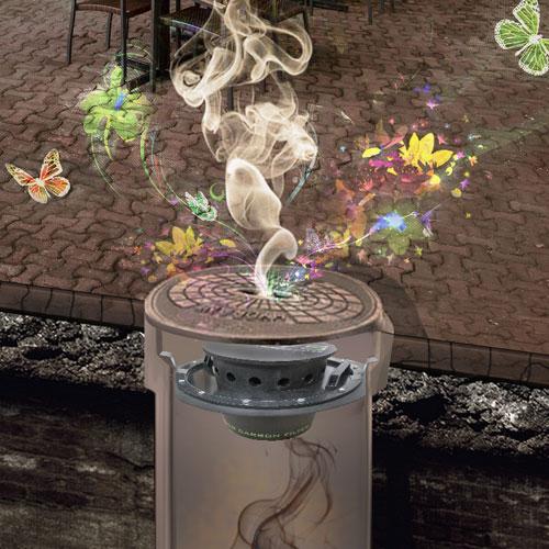 filtro extractor de olores