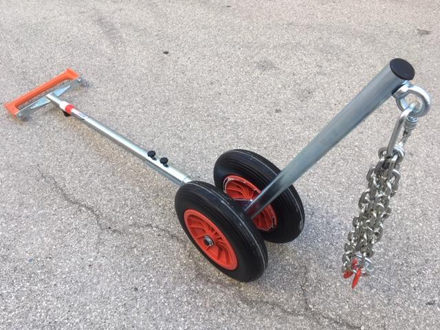 herramienta para levantar tapas de hormigon